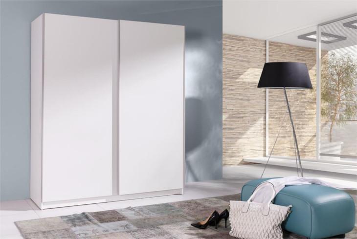 MEBLINE Luxusní šatní skříň s posuvnými dveřmi BATUMI 1 150