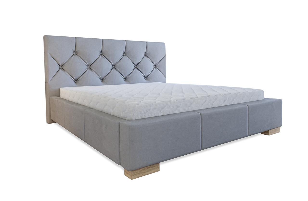 MEBLINE Čalouněná postel DELLO 120x200
