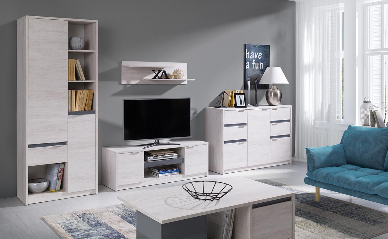 MEBLINE Módní nábytek pro obývací pokoj DENVER 2