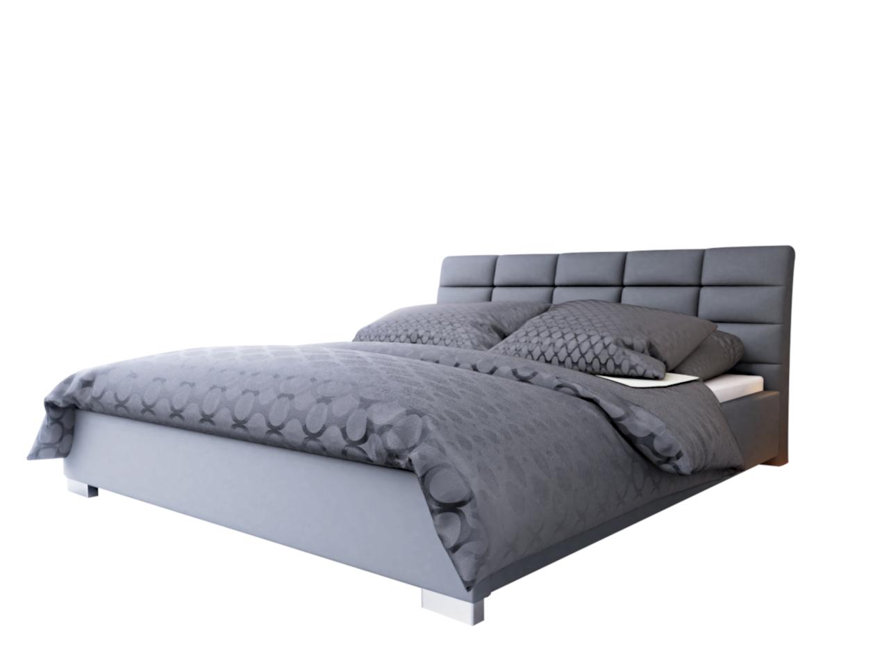MEBLINE Čalouněná postel DERBI 120x200