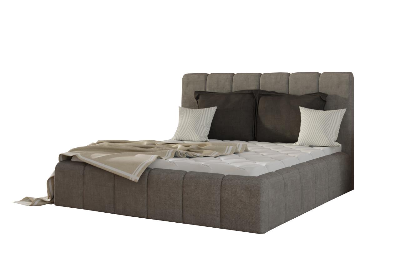 MEBLINE Čalouněná postel RIMINI 120x200