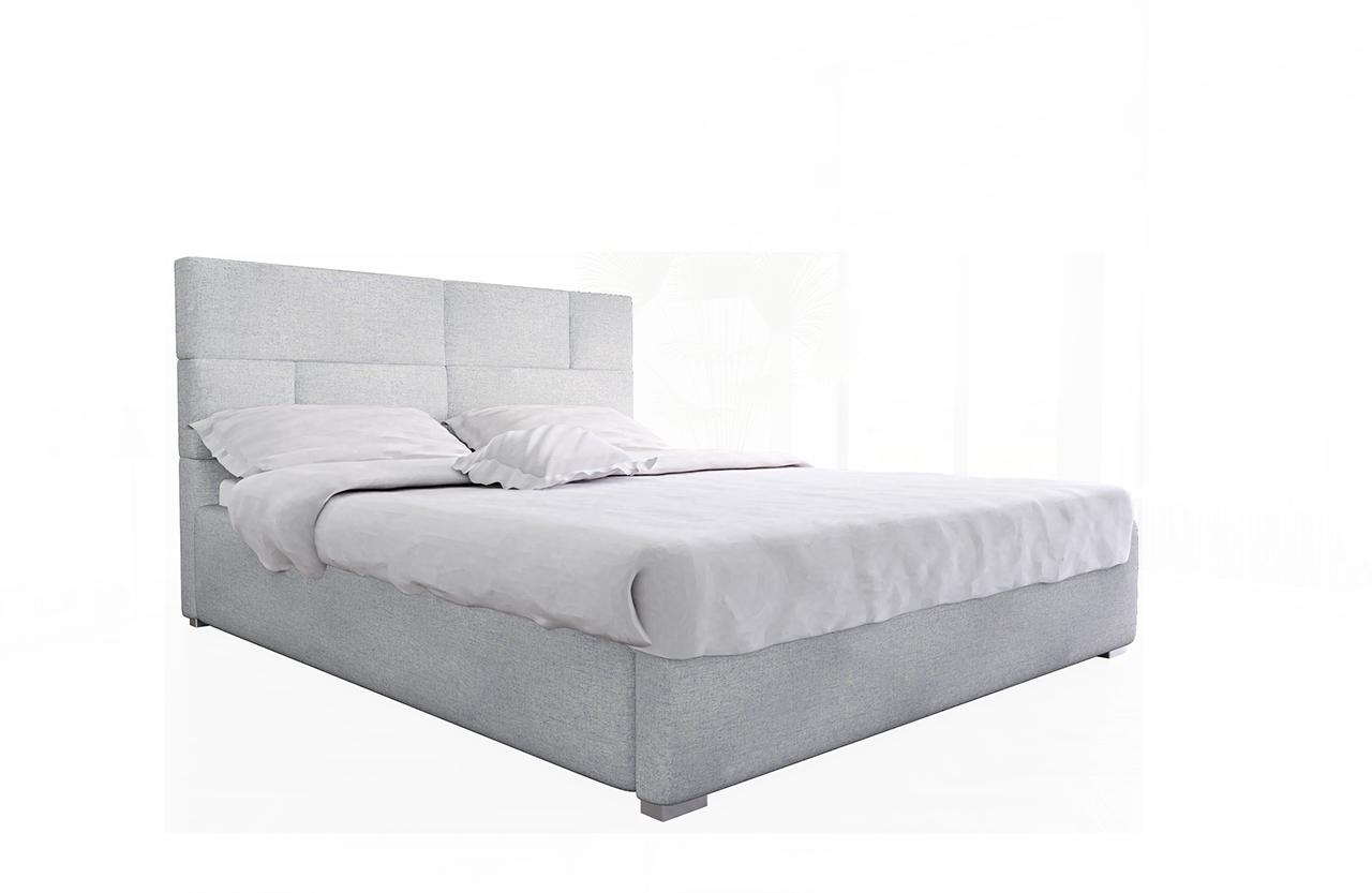 MEBLINE Čalouněná postel ROXI 120x200