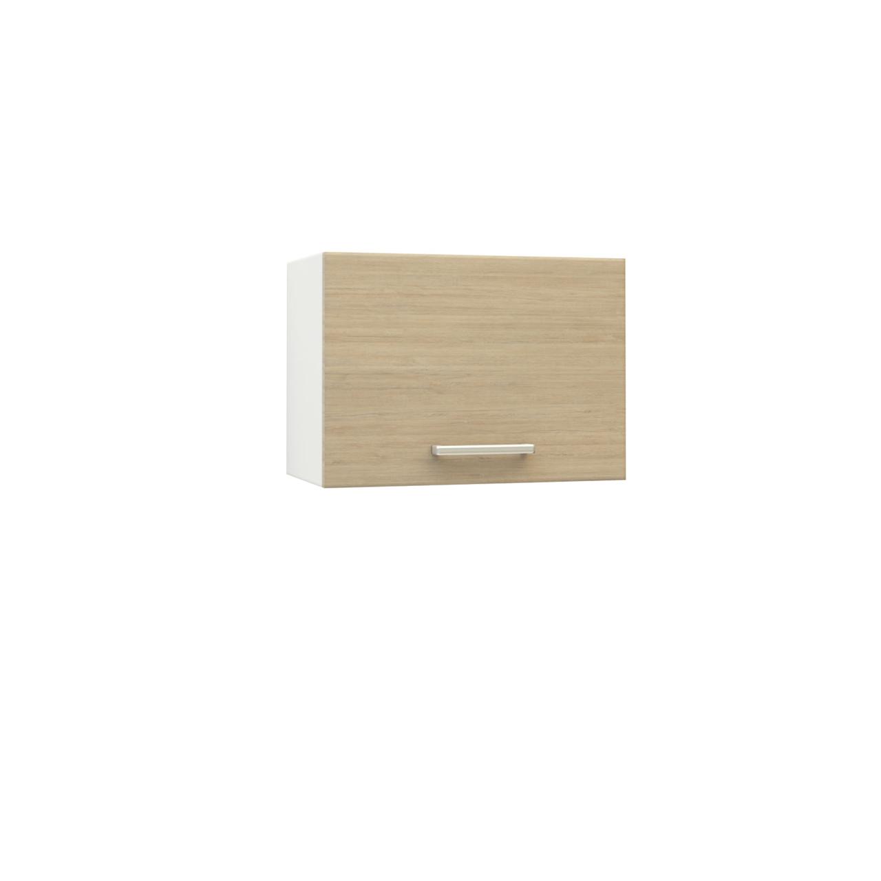 MEBLINE Skříňka horní W50 OKGR - Moreno picard